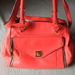 Jessica Simpson Red Handbag